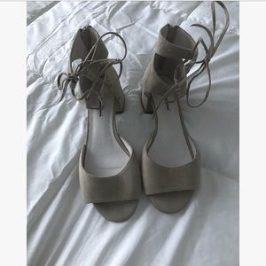 Jeffrey Campbell short heel